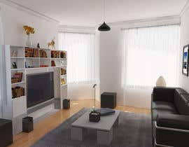 #25 untuk Do some 3D Modelling for illustrating an appartment / condo for sale oleh fernandotv12