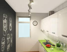 #10 untuk Do some 3D Modelling for illustrating an appartment / condo for sale oleh mvmoris