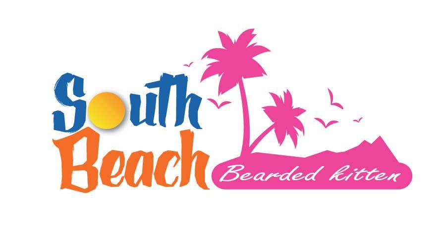 Inscrição nº                                         14                                      do Concurso para                                         Bearded Kitten: South Beach
