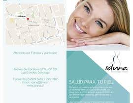 #9 for Diseño folleto Diptico Consulta Medica de Dermatología af colcrt