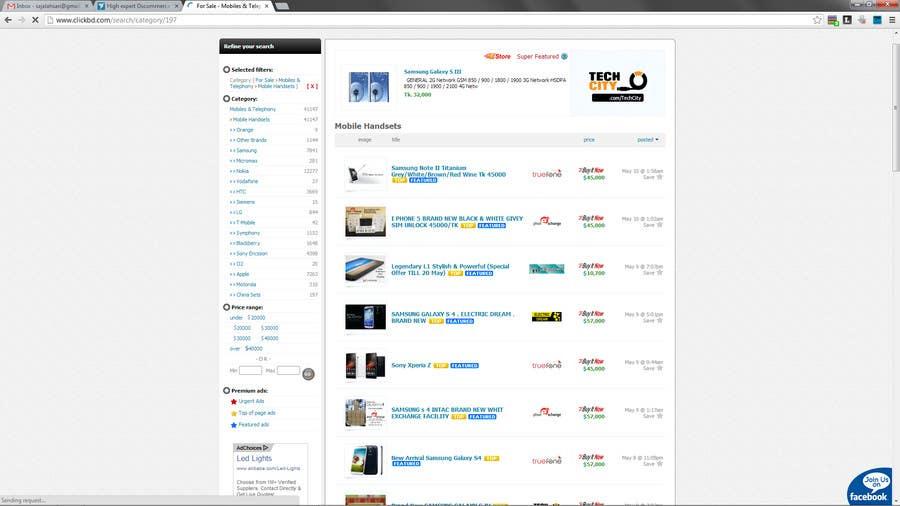 Inscrição nº                                         4                                      do Concurso para                                         High expert Oscommerce - create filters in product list + search