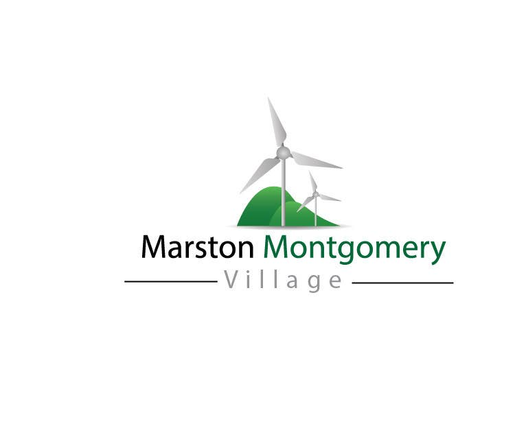 Konkurrenceindlæg #1 for Design a Logo for Marston Montgomery Village Website