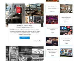#8 for Design a Website Mockup for SocialBuzzTV.com by ravinderss2014
