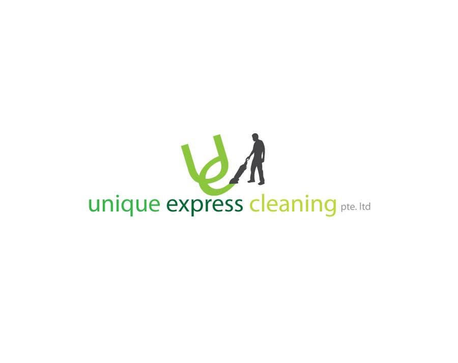 Konkurrenceindlæg #                                        19                                      for                                         Design a Logo for UNIQUE EXPRESS CLEANING PTE. LTD.,