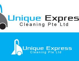 #12 untuk Design a Logo for UNIQUE EXPRESS CLEANING PTE. LTD., oleh wilfridosuero