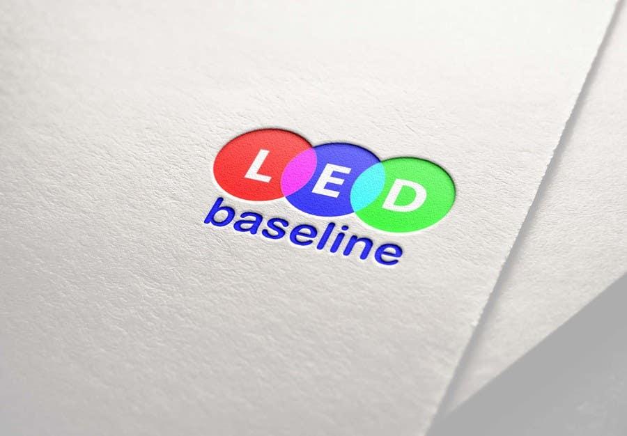 Contest Entry #                                        26                                      for                                         Design a Logo & Webtemplate for ledbaseline.com