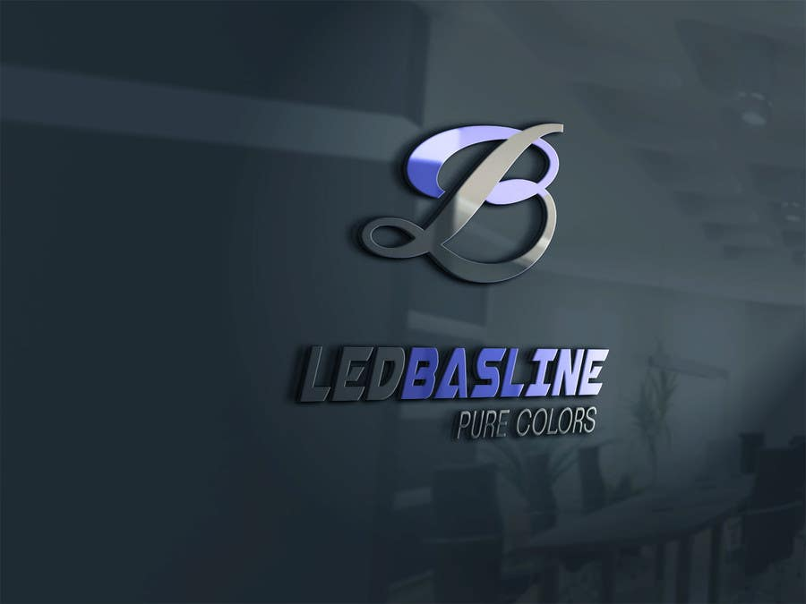 Contest Entry #                                        21                                      for                                         Design a Logo & Webtemplate for ledbaseline.com
