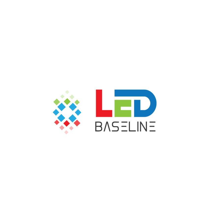 Contest Entry #                                        28                                      for                                         Design a Logo & Webtemplate for ledbaseline.com