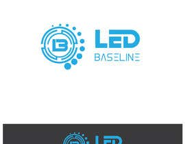 #36 for Design a Logo & Webtemplate for ledbaseline.com by pjrrakesh