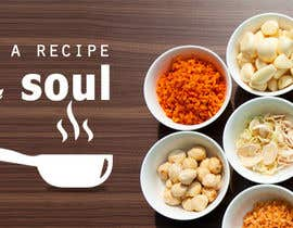 razikabdul tarafından Design a Banner and Logo for Cooking Website and Social pages için no 8