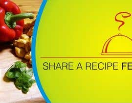 consultorgrafico tarafından Design a Banner and Logo for Cooking Website and Social pages için no 9