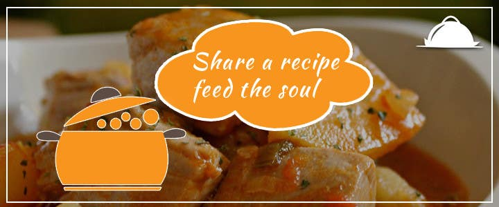 Contest Entry #                                        3                                      for                                         Design a Banner and Logo for Cooking Website and Social pages
