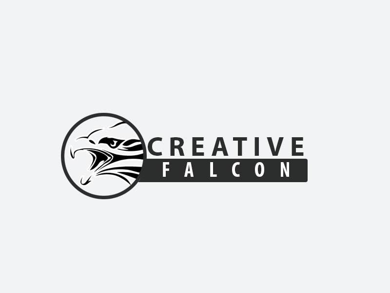 Proposition n°                                        61                                      du concours                                         Design a Logo for Creative Falcon