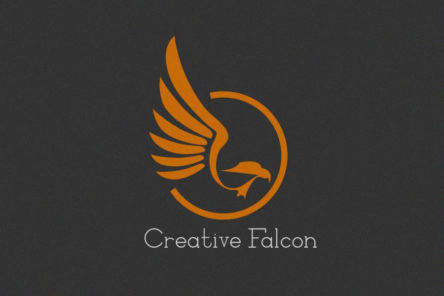 Proposition n°                                        86                                      du concours                                         Design a Logo for Creative Falcon