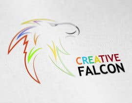 #66 for Design a Logo for Creative Falcon af MSalmanSun