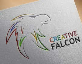 #68 for Design a Logo for Creative Falcon af MSalmanSun
