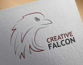 #74 for Design a Logo for Creative Falcon af MSalmanSun