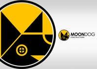 Graphic Design Inscrição do Concurso Nº53 para Design a Logo for MOONDOG CONSTRUCTIONS