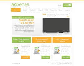 #9 untuk Create an AdSense Website with daily income of $80-100 oleh logoforwin