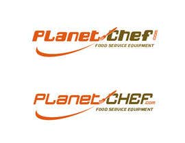 #113 para Design a Logo for Planet Chef por alfonself2012