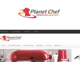 #72 para Design a Logo for Planet Chef por commharm