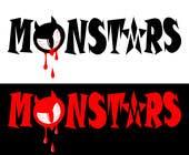 Illustrate Something for Monsters için Graphic Design60 No.lu Yarışma Girdisi