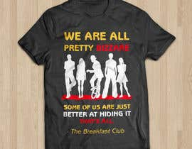 #18 cho Design a T-Shirt for Breakfast Club bởi martinaobertova