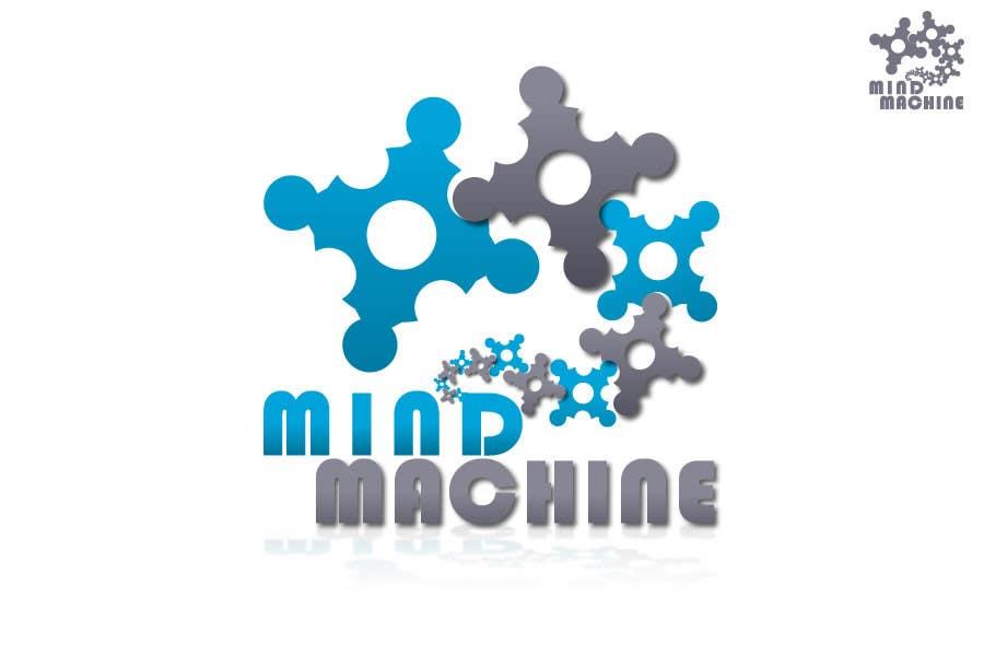 Bài tham dự cuộc thi #                                        15                                      cho                                         Logo Design for Mind Machine