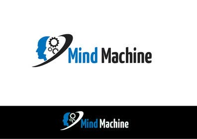 #28 para Logo Design for Mind Machine por paxslg