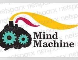 nº 58 pour Logo Design for Mind Machine par Azavedo