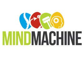 nº 16 pour Logo Design for Mind Machine par vernequeneto