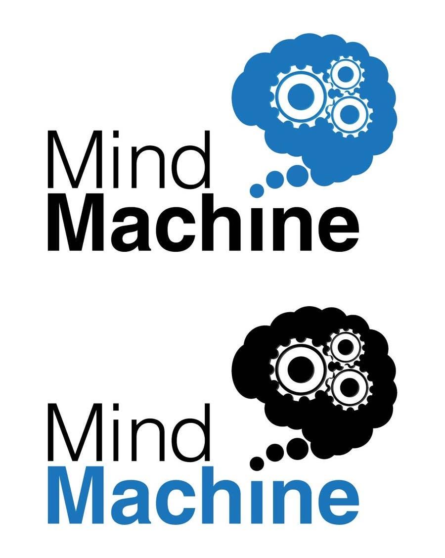 Bài tham dự cuộc thi #                                        56                                      cho                                         Logo Design for Mind Machine