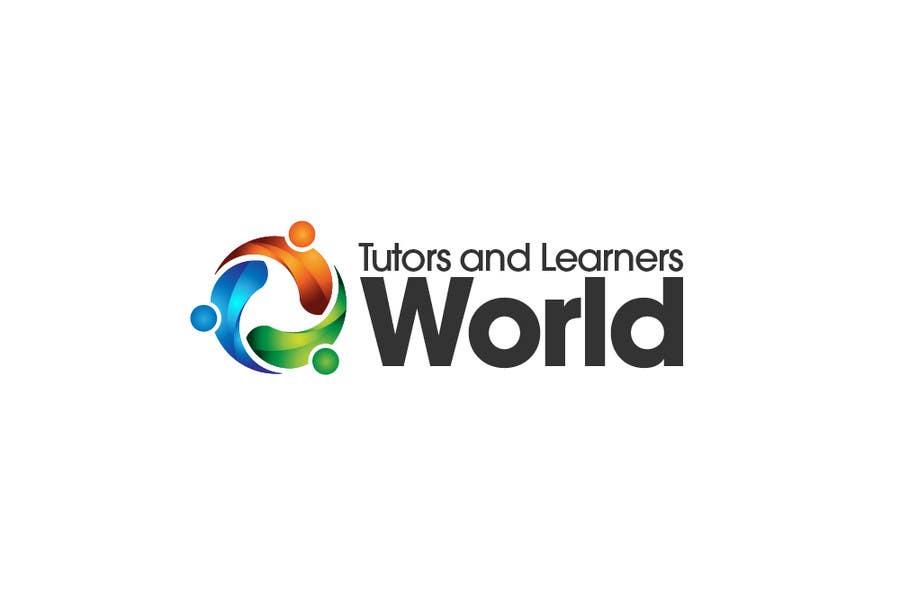 Konkurrenceindlæg #                                        7                                      for                                         Logo for Tutors and Learners World