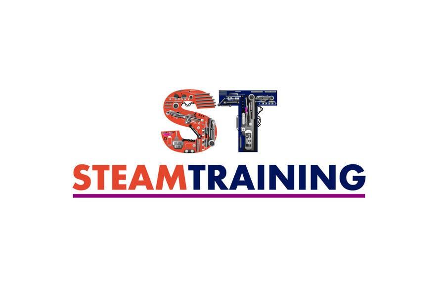Konkurrenceindlæg #11 for Design a Logo for Steam Training
