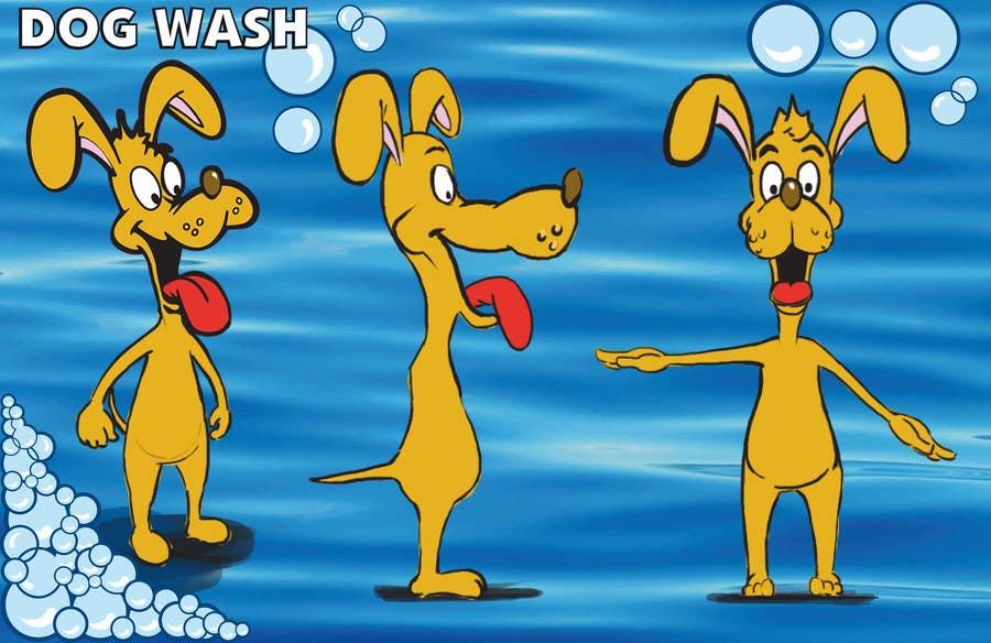 Bài tham dự cuộc thi #                                        2                                      cho                                         Animationvideo for Dogwash machine