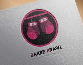 #15 para Design a Logo for Barre Brawl por Astrawala