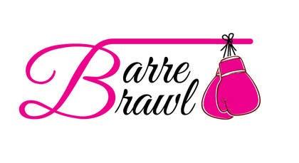 Nro 13 kilpailuun Design a Logo for Barre Brawl käyttäjältä mogado