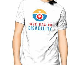 sankalpit tarafından Design a Logo for #Love Has No Disability için no 17