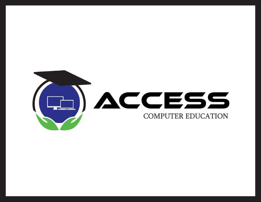 Konkurrenceindlæg #                                        56                                      for                                         Design a Logo for Access Computer Education