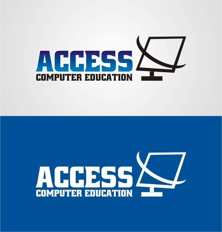 Konkurrenceindlæg #58 for Design a Logo for Access Computer Education