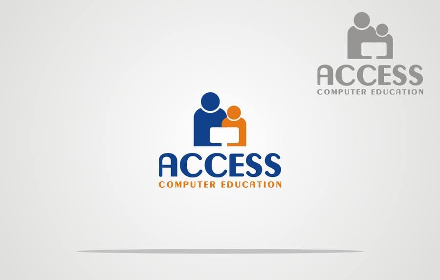 Konkurrenceindlæg #                                        66                                      for                                         Design a Logo for Access Computer Education