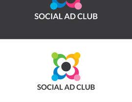 #42 para Design a Logo for social ad club por Olena0709