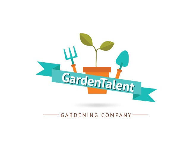 Contest Entry #                                        13                                      for                                         Design a Logo for GardenTalent our gardening website