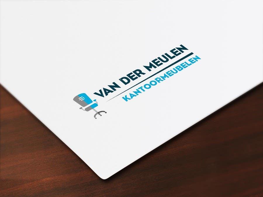 Konkurrenceindlæg #                                        21                                      for                                         Design a Logo for Van der Meulen Kantoormeubelen