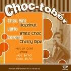 Proposition n° 4 du concours Graphic Design pour Poster Design for a Chocolate promotion
