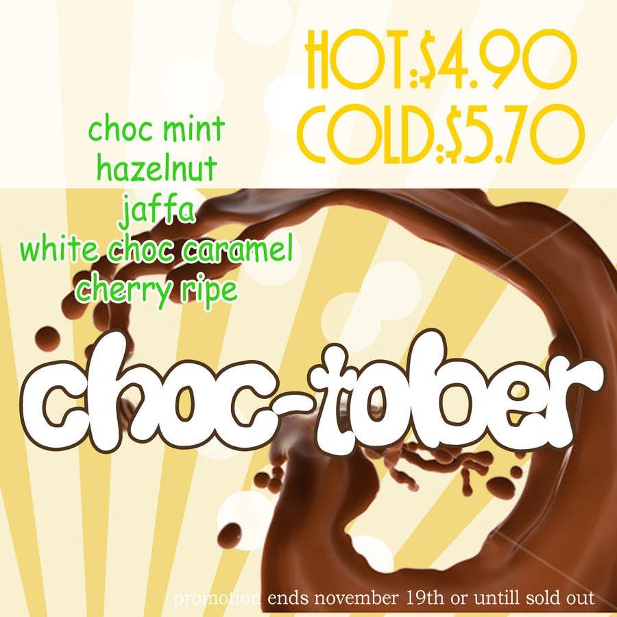 Bài tham dự cuộc thi #                                        65                                      cho                                         Poster Design for a Chocolate promotion