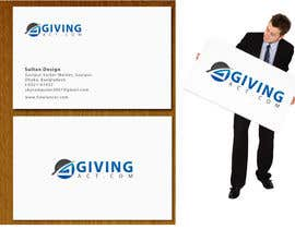 nº 15 pour Design a Logo for GivingAct par sultandesign