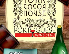 #8 untuk Illustrate Something for a Wine Tasting Event with Chocolate oleh Akasha9