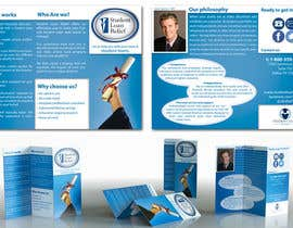 #26 for Create a Brochure Student Loan Relief, Inc by cocovisual