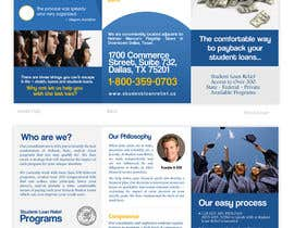 #53 for Create a Brochure Student Loan Relief, Inc by pris